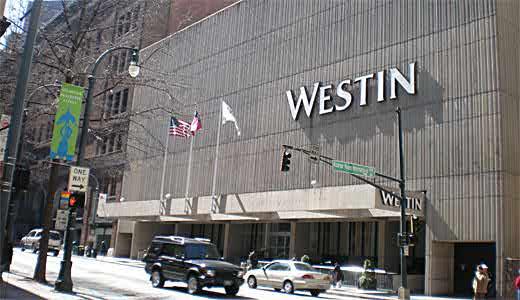 Westin Peachtree Hotel
