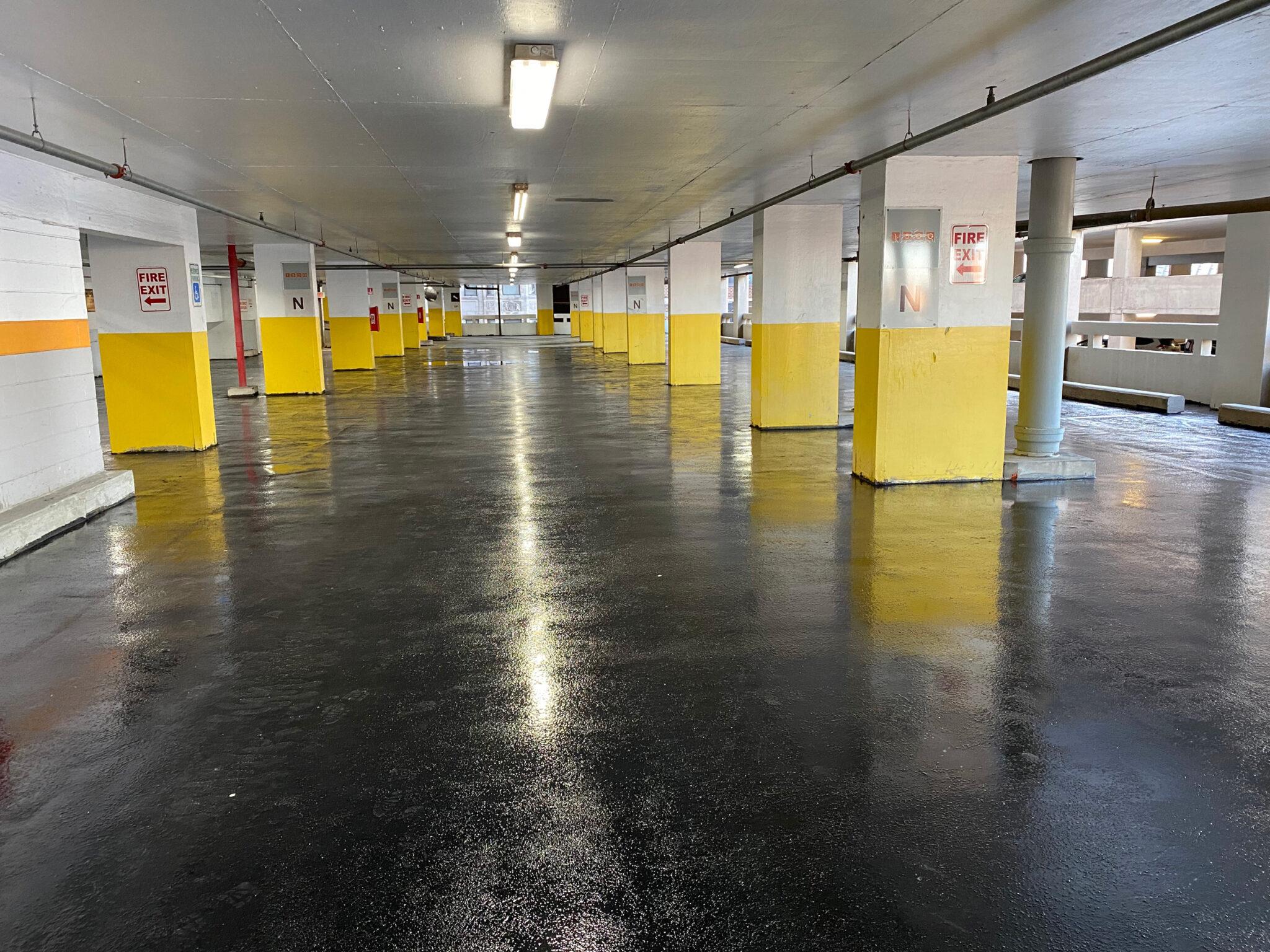 1500 Locust Street Parking Garage
